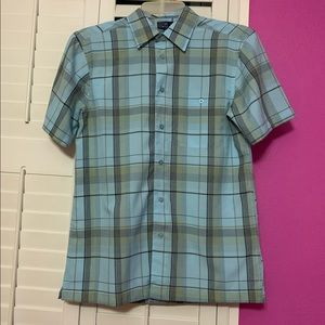 George Short-Sleeve Button Down Shirt